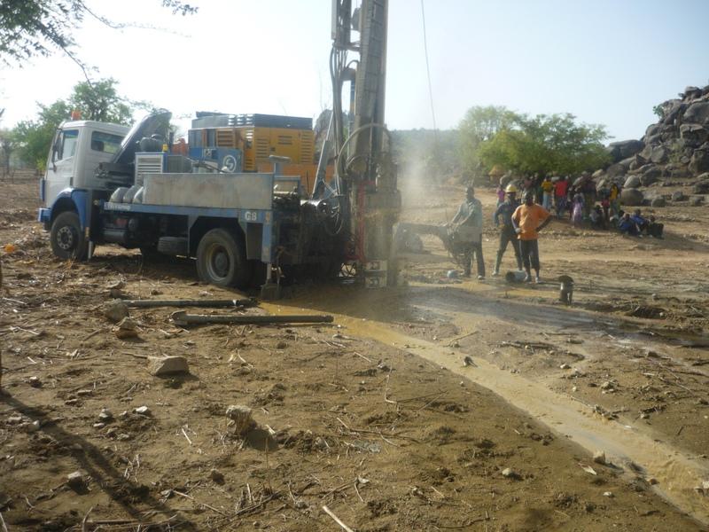 St Joseph's African Aid - Gagala Well